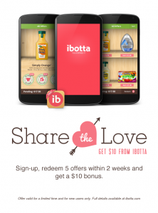 Ibotta free shopping app - earn money every time you shopIbotta free shopping app