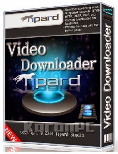 Tipard Video Downloader 5.0.20 + Crack