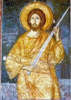 Νίκος Λυγερός - Η διδαχή του Χριστού / Ο Χριστός λειτουργεί.