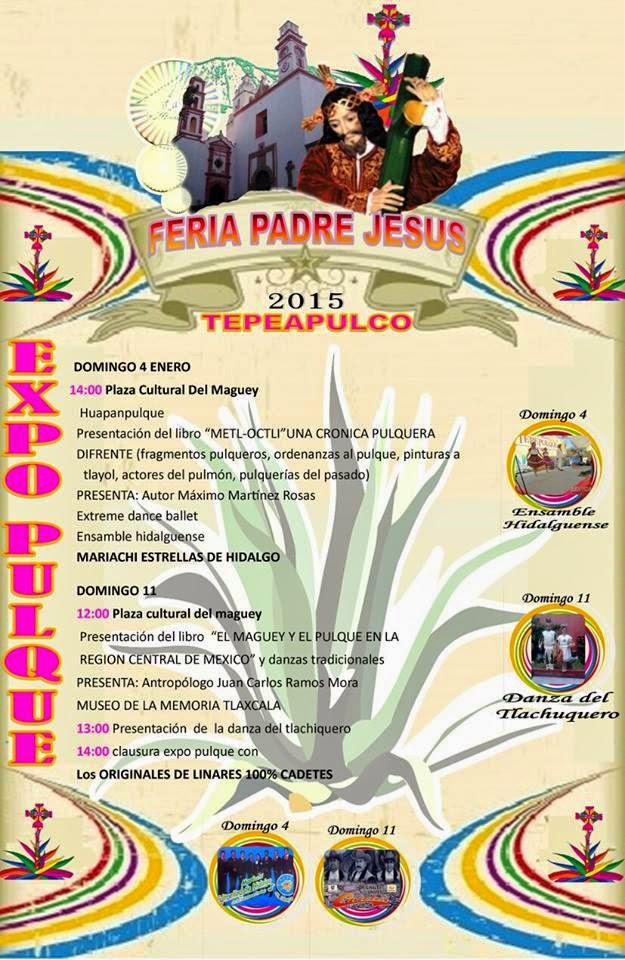 programa feria tepeapulco 2015