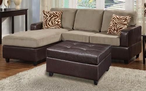 Bobkona Manhanttan sofa producido en Estados Unidos