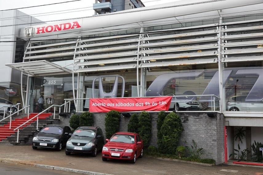Concessionaria Carros Honda