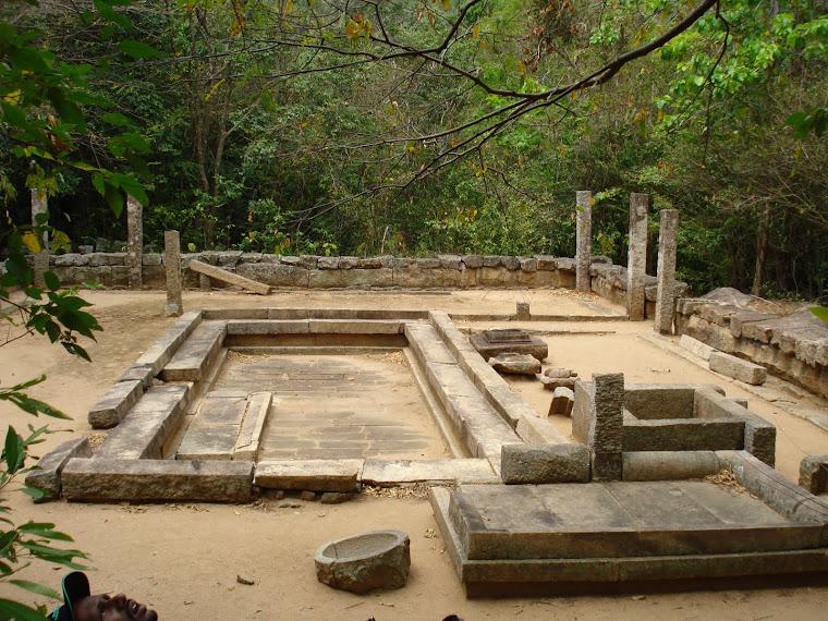 Discover Sri Lanka- Ritigala Kanda (Mountain)