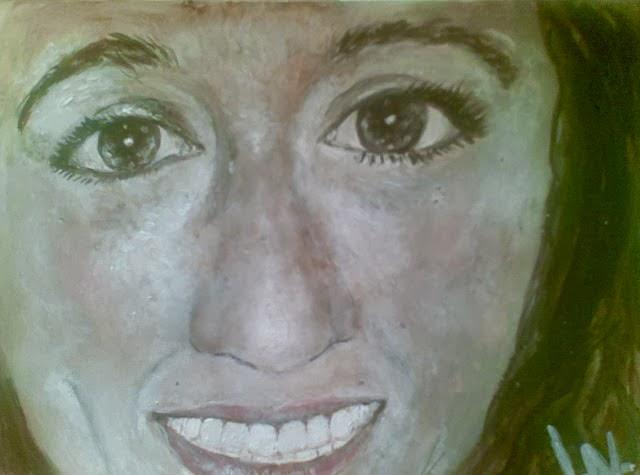 ¡¡Gracias a LUISA NAVARRETE, por su precioso retrato!!
