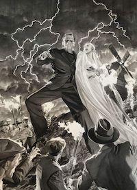 Frankenstein by Alex Ross