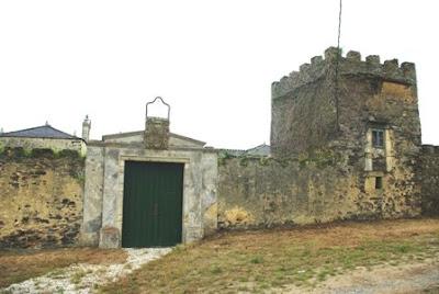 De Viavélez a Porcía, palacio de Fonfría