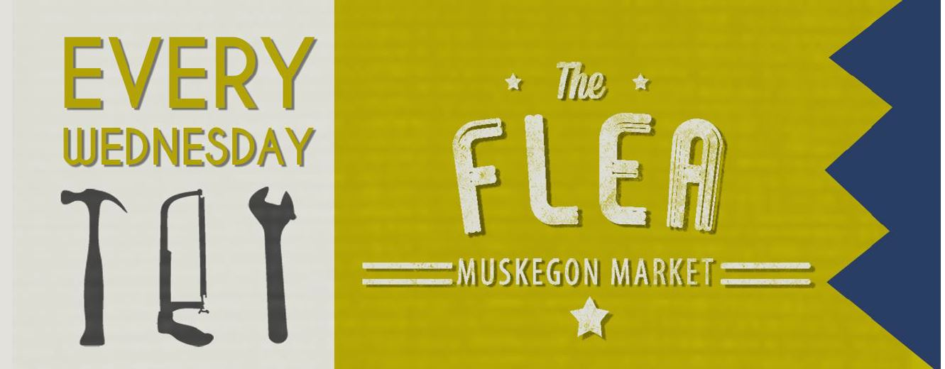 Muskegon's Flea Market 7a-3p