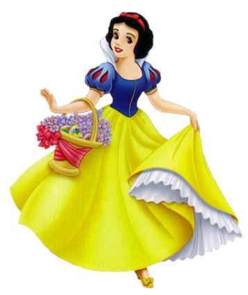 Princess Snow White carttoon wallpaper