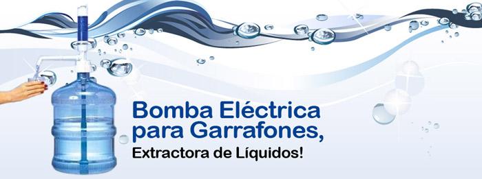 Bomba electrica para garrafon de agua al mejor precio dpa - Bombas de agua electricas precios ...