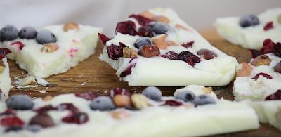 Palanqueta de Yogurth