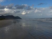 Praias em São Paulo. Praia da Juréia é linda demais