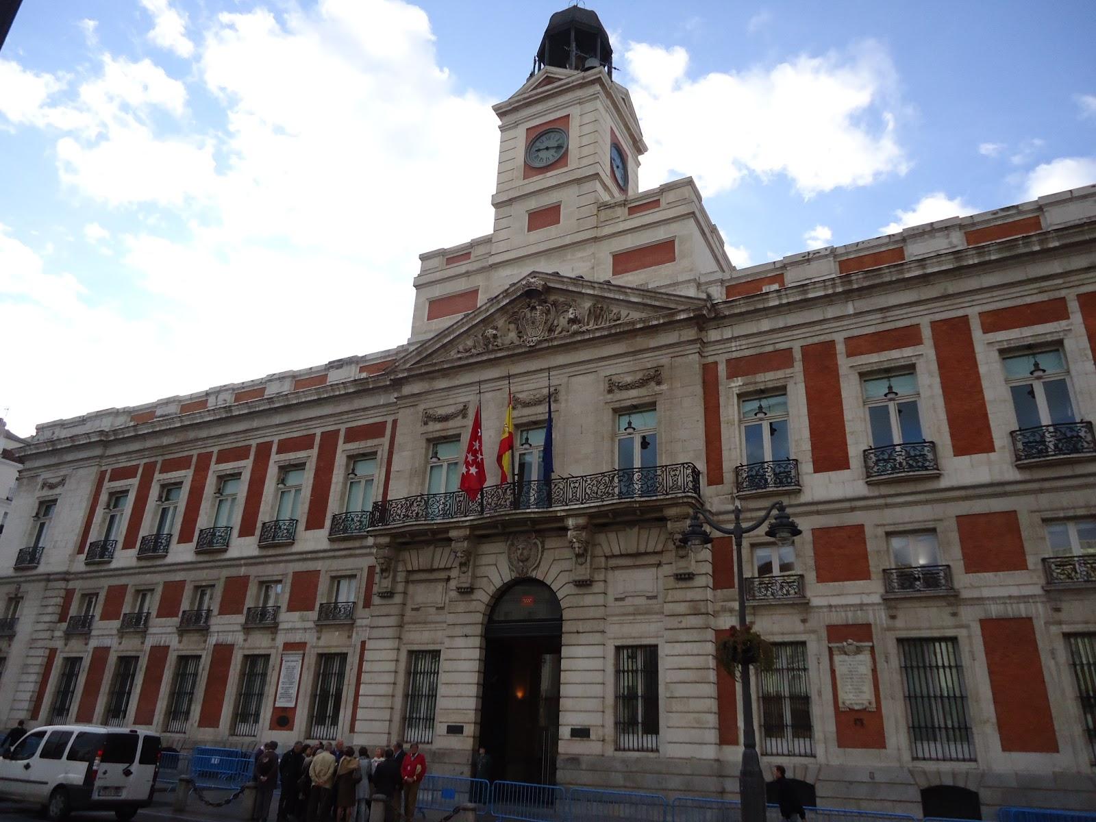 Os principais pontos tur sticos de madrid parte i for Puerta del sol 4
