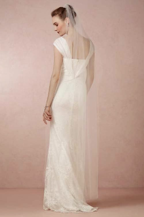 2014 Wedding Veils Collection from BHLDN