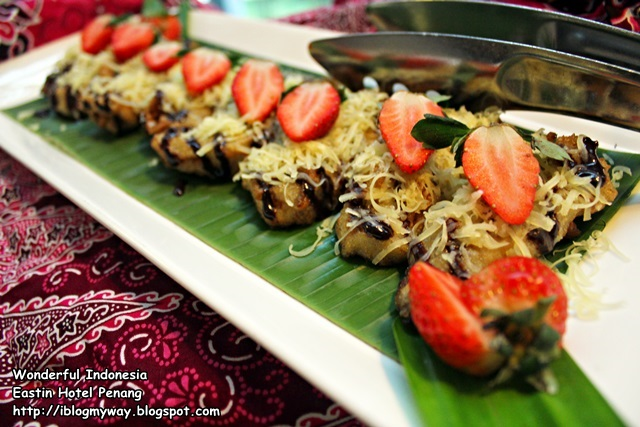 Wonderful Indonesia Buffet, Indonesian Cuisine, Eastin Hotel Penang