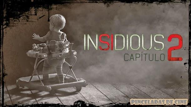 Insidious, Capítulo, James, Wan