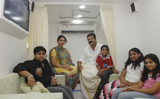suresh gopi and family