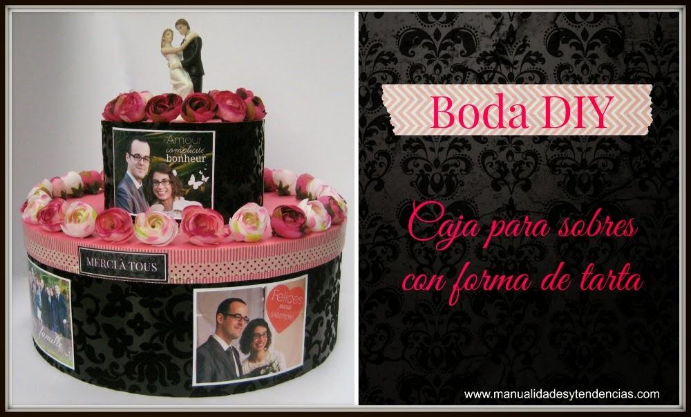 Urna de boda DIY / Urne de mariage