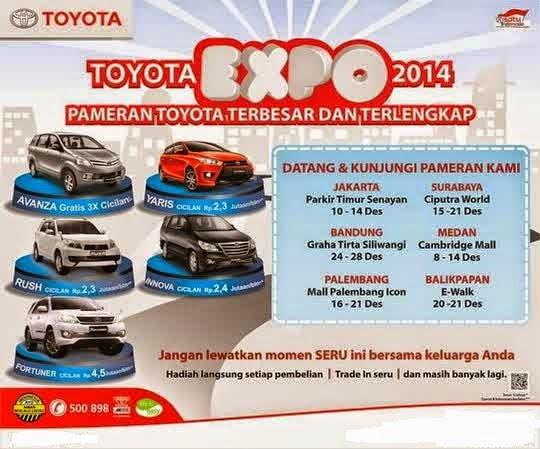 TOYOTA EXPO 2014