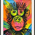 Pop Art Chimps