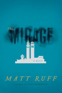 The Mirage by Matt Ruff - front cover