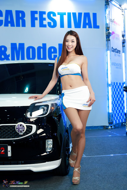 3 Ju Da Ha - Seoul Auto Salon 2012-Very cute asian girl - girlcute4u.blogspot.com