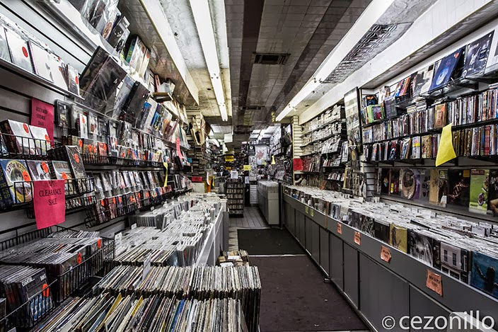 Greenwich Music Shop