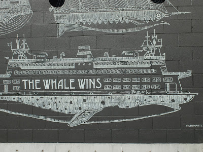 Whale Wins Whaleboat
