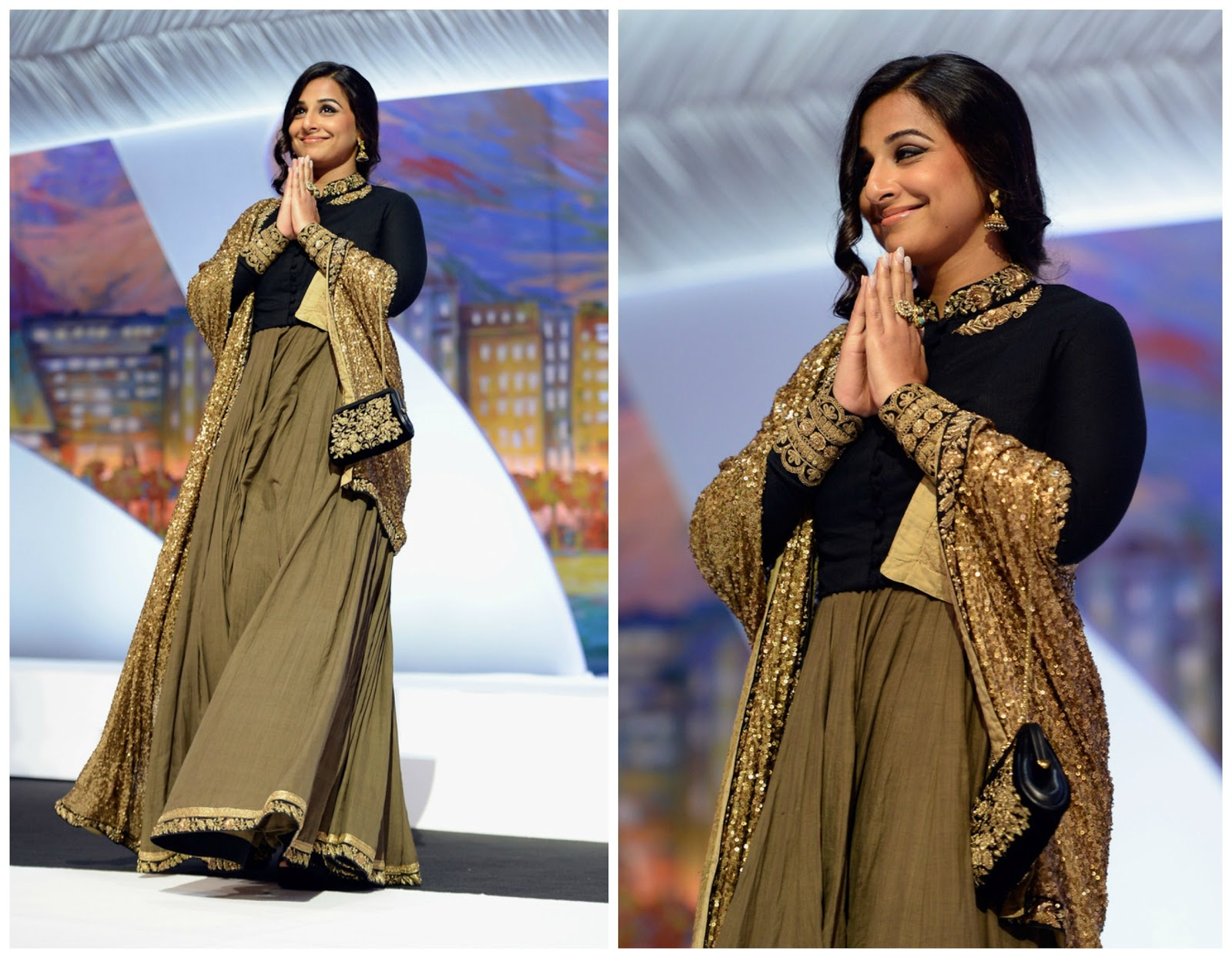 To acquire Balan Vidya fashion-call at cannes film festival pictures trends