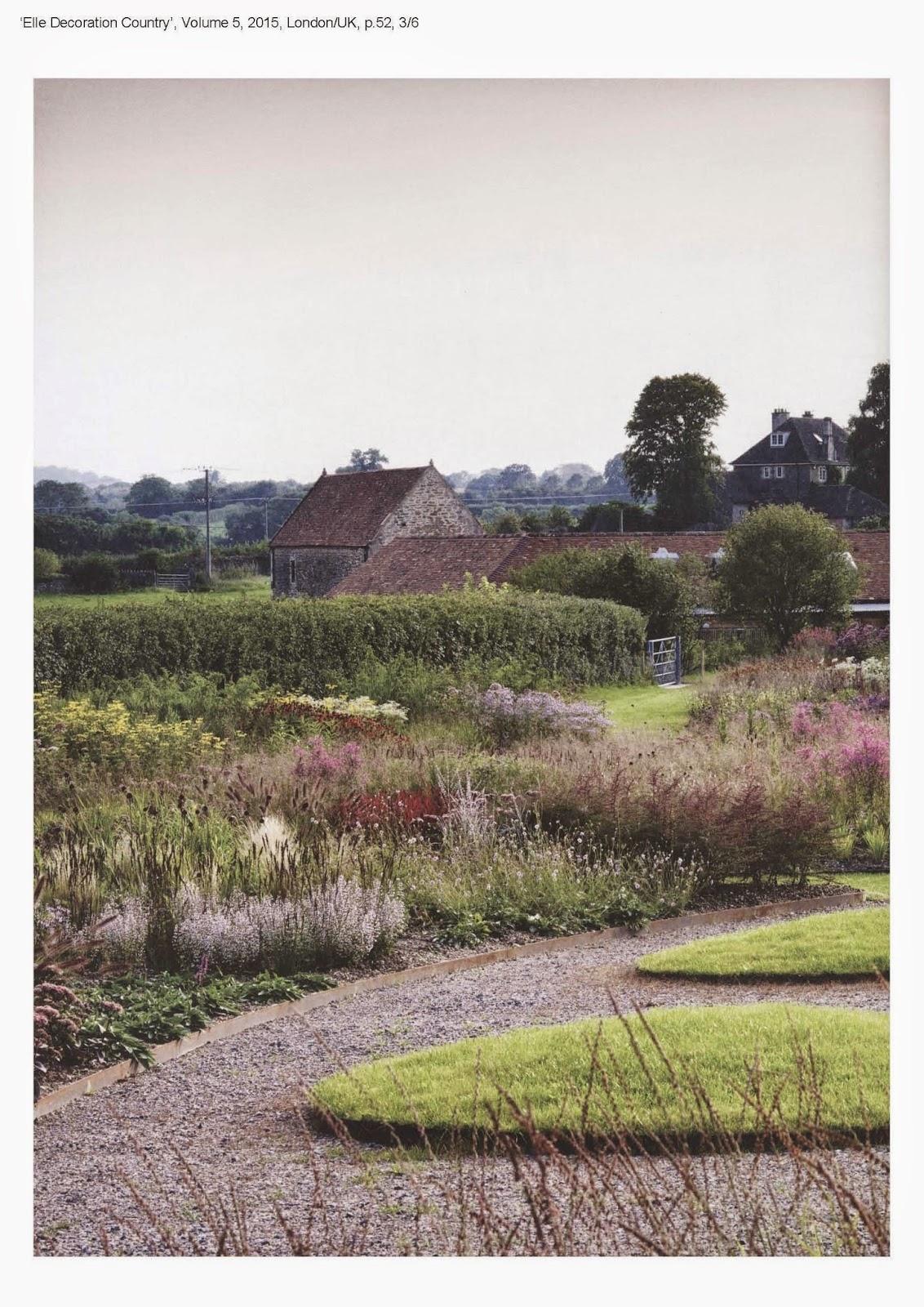 Elle Decoration Country Volume 5 2015 Petherick Urquhart Hunt