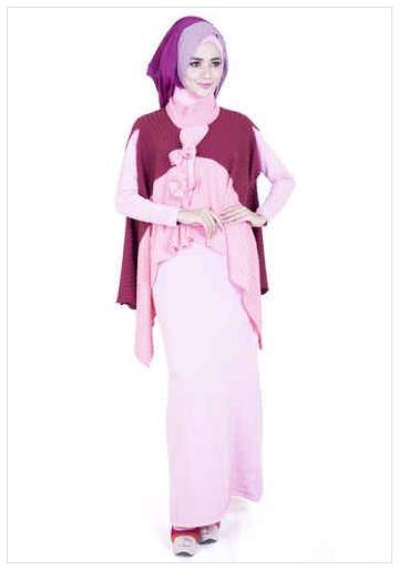 Contoh Foto Baju Muslim Modern Terbaru 2016 Katalog