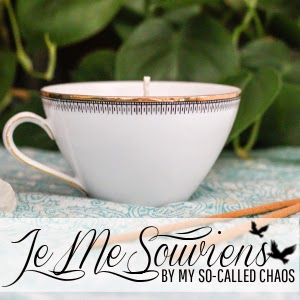 Je Me Souviens handmade gifts My So-Called Chaos