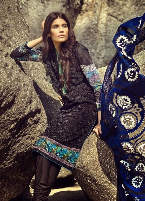 Sana Safinaz Designer Summer Lawn Collection