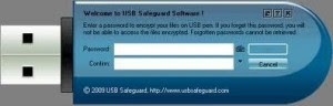 """Portable USB Safeguard"""