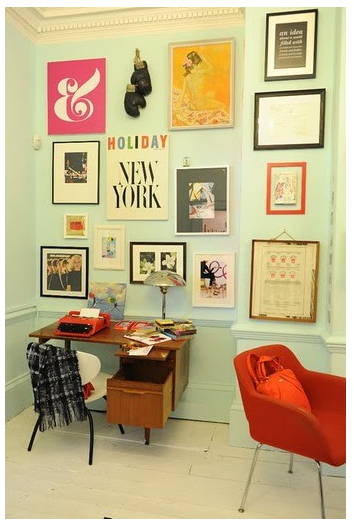 Cute puff decora tu oficina con feng shui for Decora tu oficina