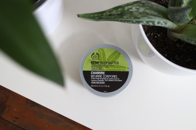 Hemp Body Butter Eternal Sunday