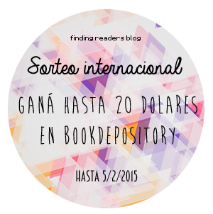 http://findingreaders.blogspot.com.es/2015/01/100-seguidores-sorteo.html?showComment=1421585493140#