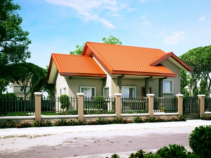 15 beautiful small house designs for Home designs 2015