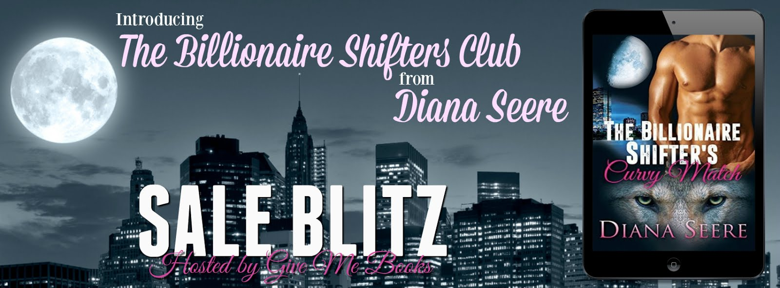 Billionaire Shifters Sale Blitz