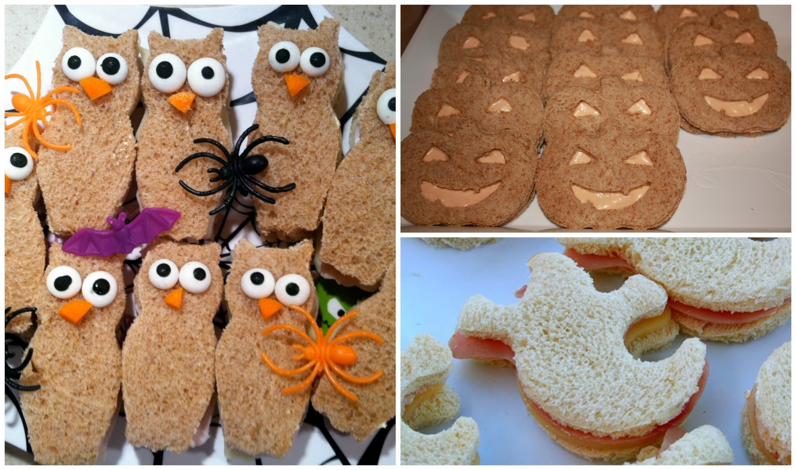 Handbags to change bags children 39 s halloween party food ideas for Food ideas for toddler halloween party
