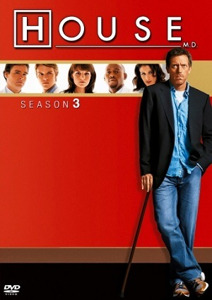 Série Dr. House - 3ª Temporada 2006 Torrent