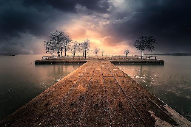 A tranquilidade e a paz transmitidas pelas fotos da Natureza de Adam Dobrovits