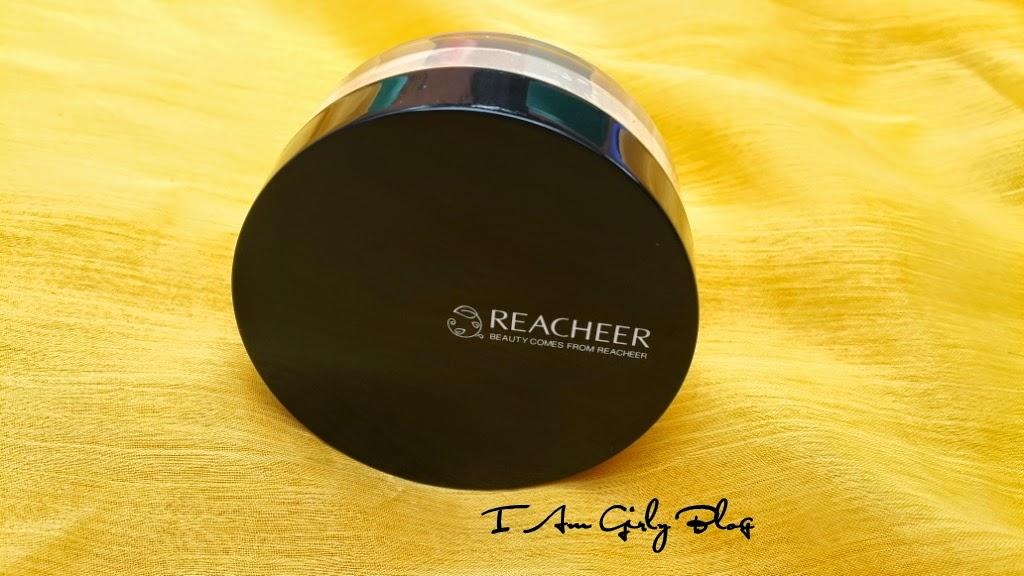 Reacheer Velvet Loose powder Natural Color/ Matte Review  from Silkapple Taiwan