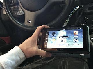 New Parrot ASTEROID Smart Multi Media Stereo BMW E46 M3