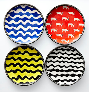 Duro Olowu jcpenney collabo - Ram plate Wave plate - iloveankara.blogspot.co.uk