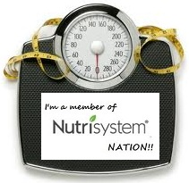 I am a NutriSystem Nation Blogger! #NSNation #spon