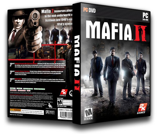 Mafia ii pc game free direct torrent download cracked downloads - How to download mafia 2 ...