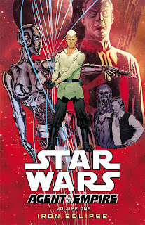 Star Wars, comic book, graphic novel