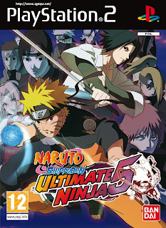 Free Downlaod Games Naruto Shippuden Ultimate Ninja V PCSX2 ISO Full Version ZGASPC