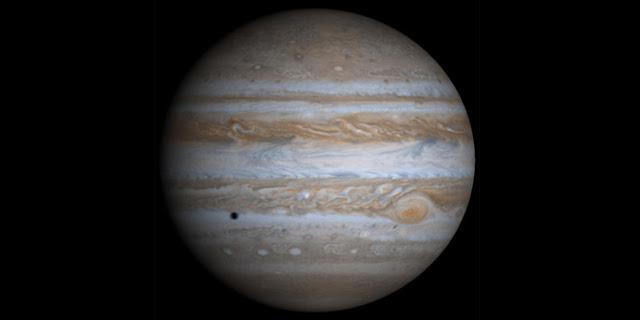 jupiter planet terbesar
