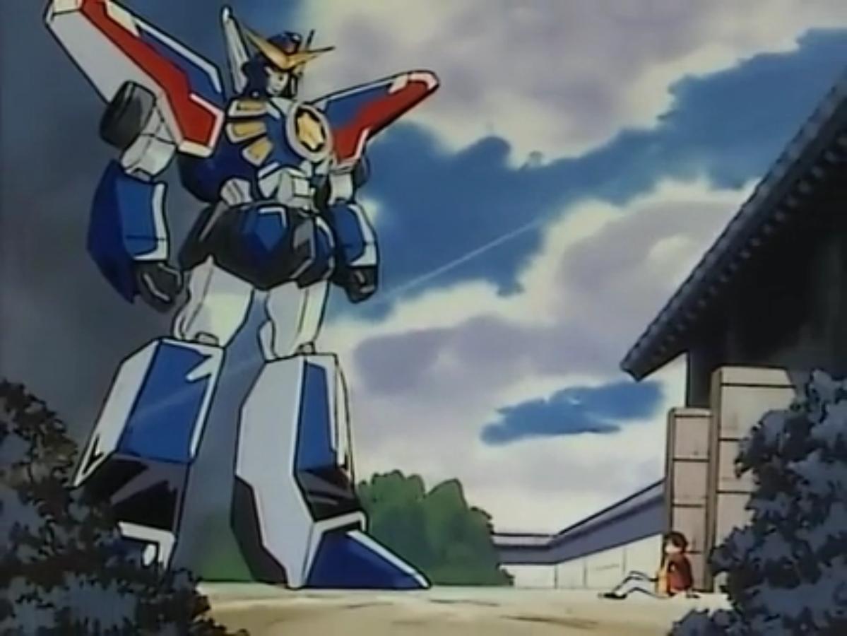 The Brave Fighter of Legend Da-Garn